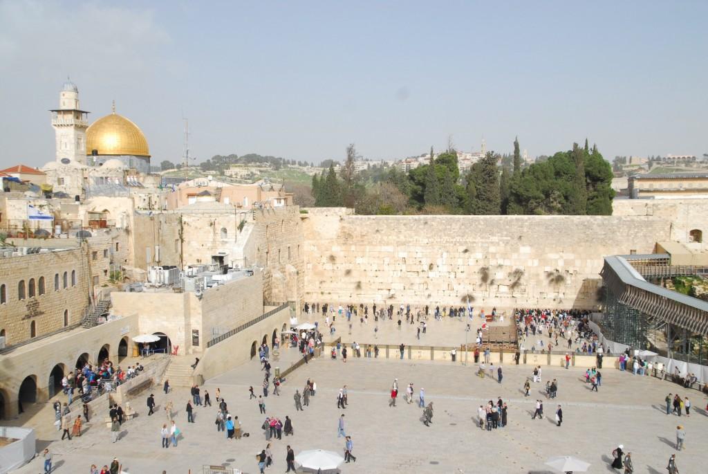 Jerusalem, Israel, 2012