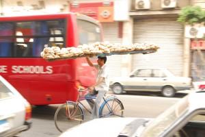 Kairo, Ägypten, 2012