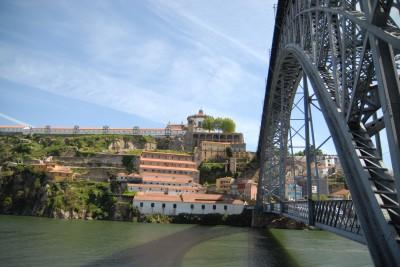 Porto, 2014, Ponte das Barcas