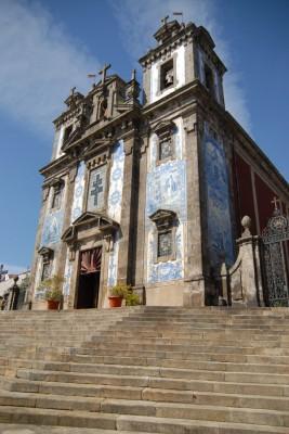 Porto, 2014, Igreja de Santa Clara, noch ne schöne Kirche