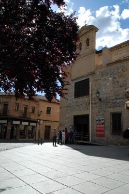 Toledo, 2014, Jüdisches (Sephardisches) Museum