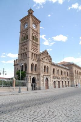 Toledo, 2014, Das ist keine Kirche! das ist der Bahnhof!