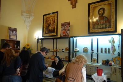 Toledo, 2014, Ein kleiner, feiner Marzipanladen.