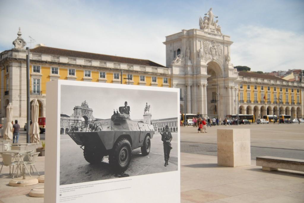 Lissabon, 2014, Revolution