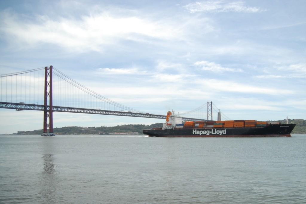 Lissabon, 2014, Ponte 25 de Abril