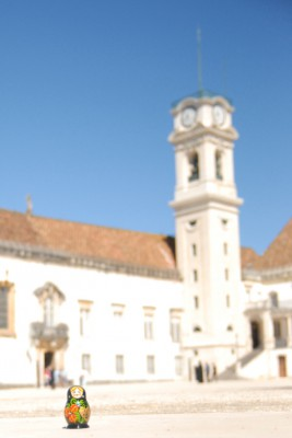 Coimbra, 2014, Universität