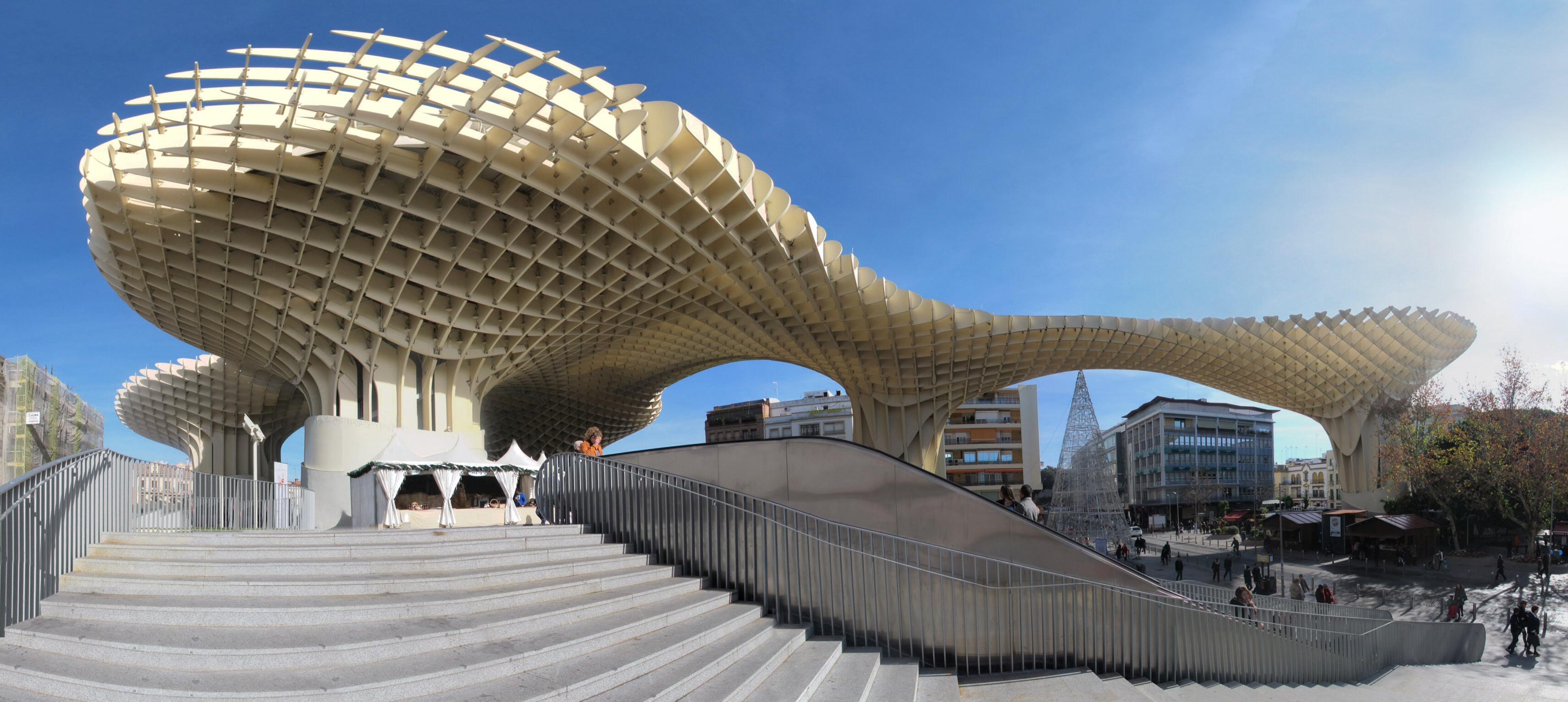 Sevilla, 2014, Metropol Parasol