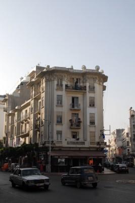 Casablanca, 2014, Die Stadt ist eine moderne Millionenmetropole.