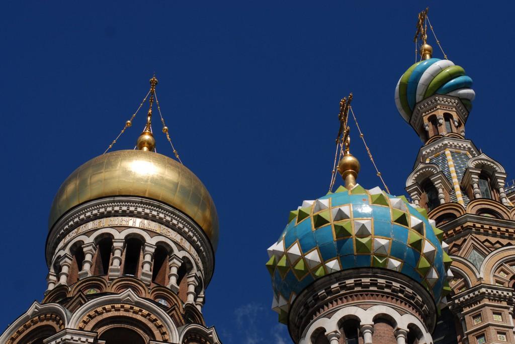 St. Petersburg, 2015