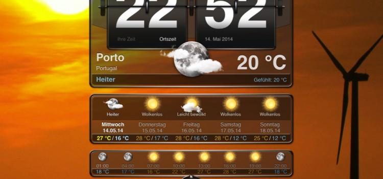 Porto, Tag 1+2