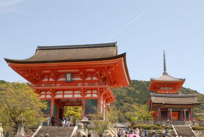Kyoto, 2016, Tempel Kiyomizudera