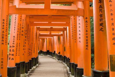 Kyoto, 2016, Fushimi Inari