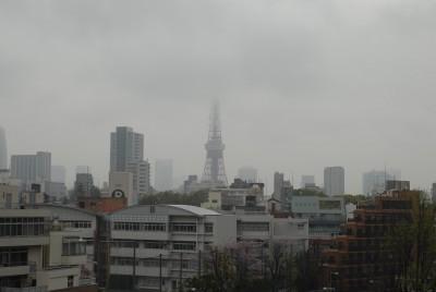 Tokio, 2016, Roppongi, Tokyo Tower