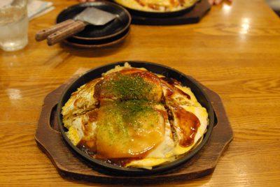 Hiroshima, 2016, Okonomiyaki