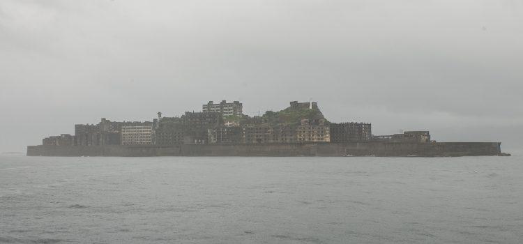 Hashima, die Schlachtschiffinsel