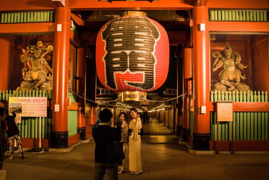 Tokio, 2016, Asakusa, Sensõ-ji