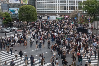 Tokio, 2016, Shibuja