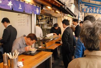 Tokio, 2016, Tsukiji-Fischmarkt