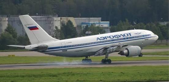 Letztes Abenteuer – Aeroflot